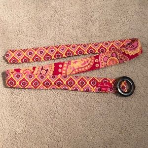 Vera Bradley Vintage Double-sided Belt